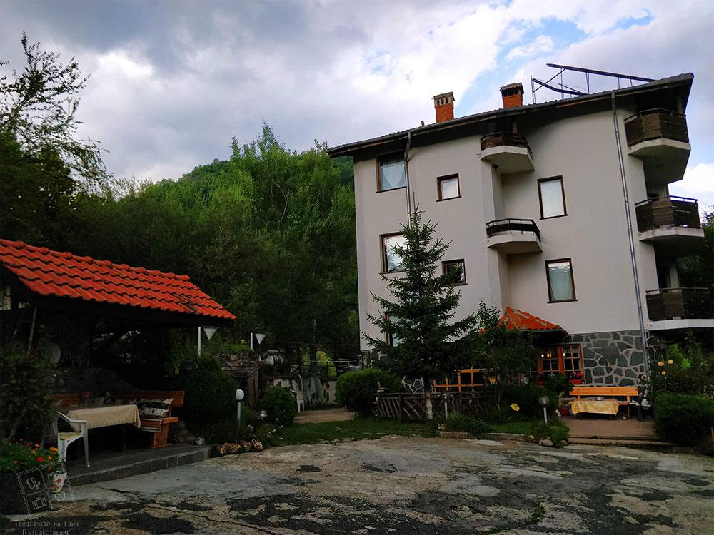 Къща за гости Млечен дом, село Смилян