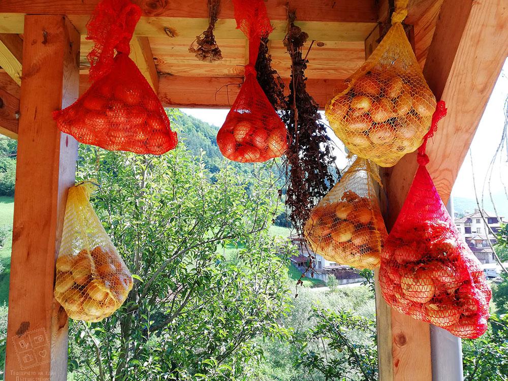 Реколтата-къща за гости Млечен дом, село Смилян