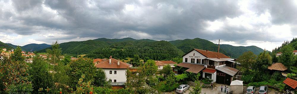 Мандра Родопа Милк отвисоко, село Смилян
