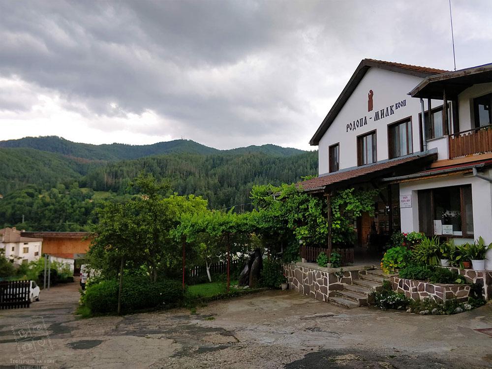Мандра Родопа милк, село Смилян