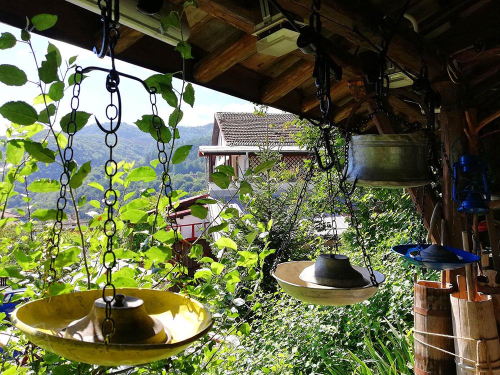 Пособия от старата мандра Родопа милк в село Смилян